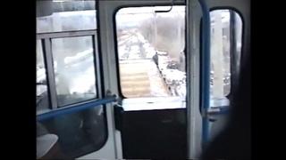 Отгрузка новых троллейбусов из г Энгельс, с завода на ЖД