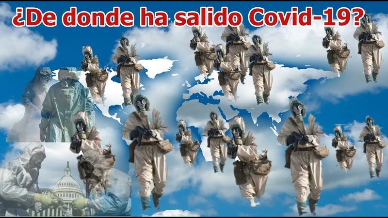 Rusia sube el tono contra EEUU por el Coronavirus y por los laboratorios biológicos secretos