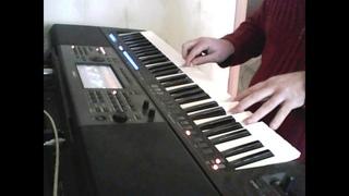 Goron Ki Na Kalon Ki Duniya Hai Dilwalon Ki (мой упрощенная версия) Yamaha psr sx700