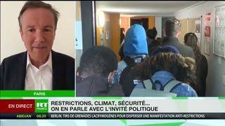 C'est une bande d'amateurs incroyable ! / NDA sur RT France (22 avril 2021)