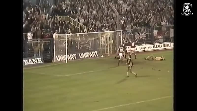 Robbie Mustoe – Every Goal
