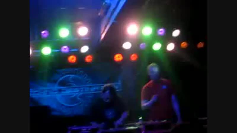 Stuart vs Synthetic at KidiZ B-Day 15.02.08