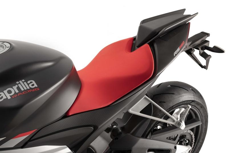 Большой фотосет Aprilia RS 660 2021