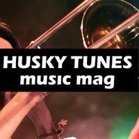 Логотип HUSKY TUNES (beta-version)