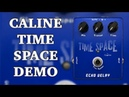 Caline Time Space Delay Demo
