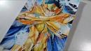 Speed Painting - Aquarius Camus Saint Seiya Series