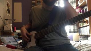 Nina Cried Power (Feat. Mavis Staples)- Hozier Bass Cover