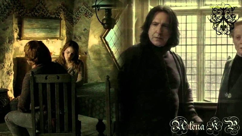 Snape Hermione Северус Снейп и Гермиона Грейнджер Проклятое небо Snager Снейджер