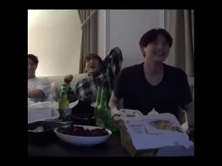 time to bring back yoongis adorable reaction when he was watching that sport game