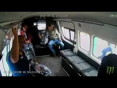 Golpean a ladrón en combi México 2020 |Video COmpleto| Censurado por Youtube