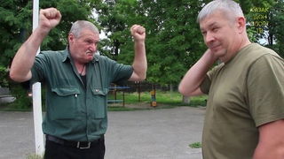 Атаманы гутарят. Пётр Молодидов. Станица Александровская.