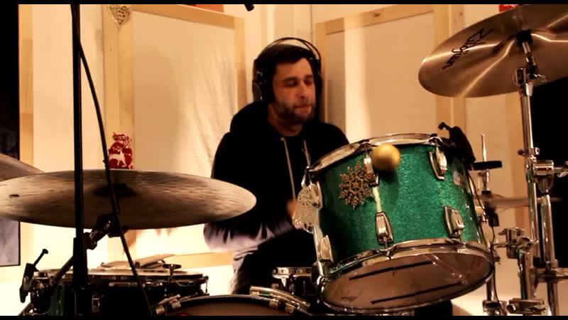 Muse Hysteria Drum covered by Anton Vihorev