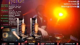 RUSSIAN HARDBASS FRIDAYS WITH DJ SLAVINE - DAY 185 #TEAMQUARAVINE !SONG