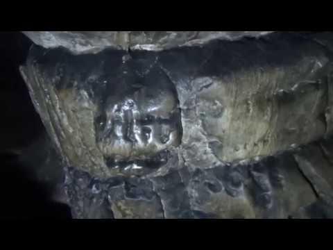 Игнатьевская пещера, большой зал и лаз в малый зал 19.09.2018 Часть-1