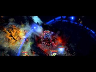 [DotaFX] TI3 Highlights - Playoff's Day 5 - GRAND FINALS - [A]lliance vs NAVI - Game 1