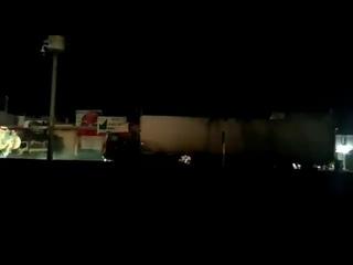 Новый турецкий военный конвой с материально-техническим обеспечением вошел в Идлиб