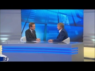 🎬 Андрей Карпухов на телеканале Хабар 24 - Президент Blockchain Fund на Телеканале Хабар 24