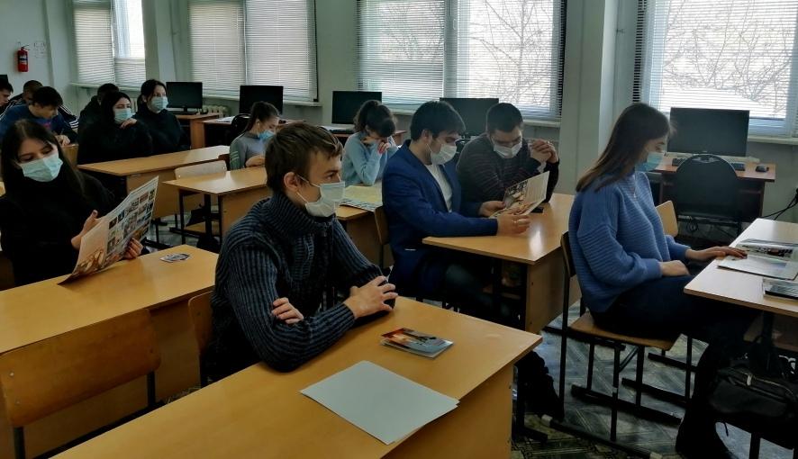 Для студентов Петровского политеха провели виртуальную экскурсию на космодром Байконур