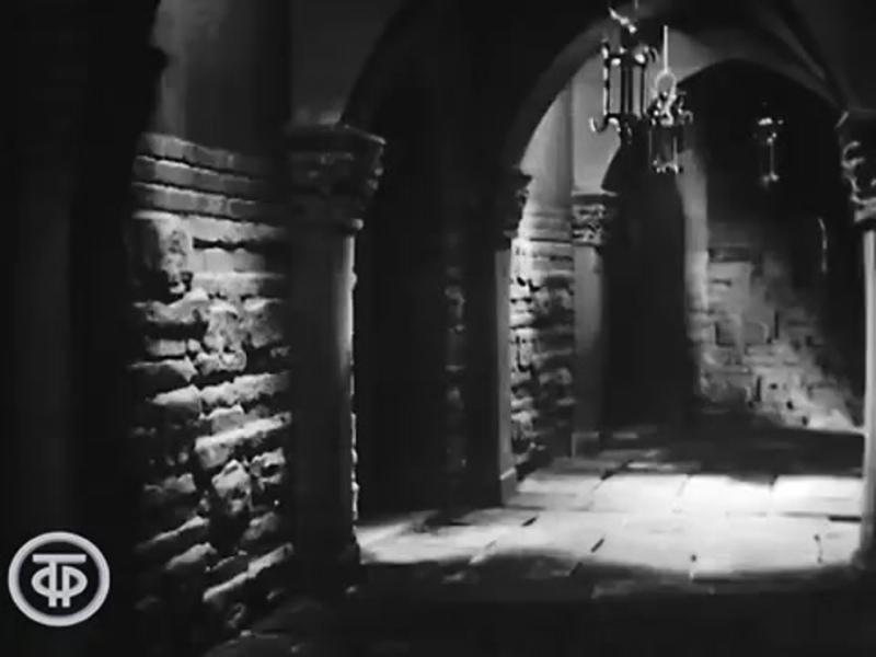 Собака Баскервилей. Серия 2. Артур Конан Дойл (1971)