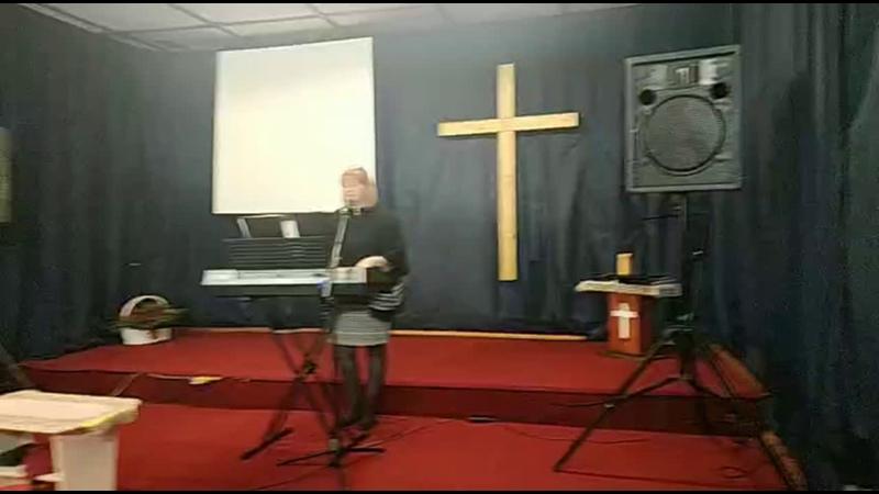 Церковь Христа евангел Live