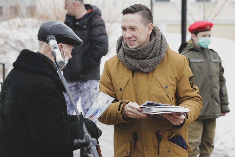В Нижнем Новгороде отметили День моряка-подводника, изображение №10