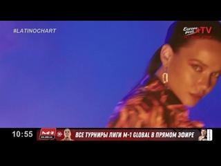 Alejandro Reyes - Por Favor (Europa Plus TV) Latino Chart