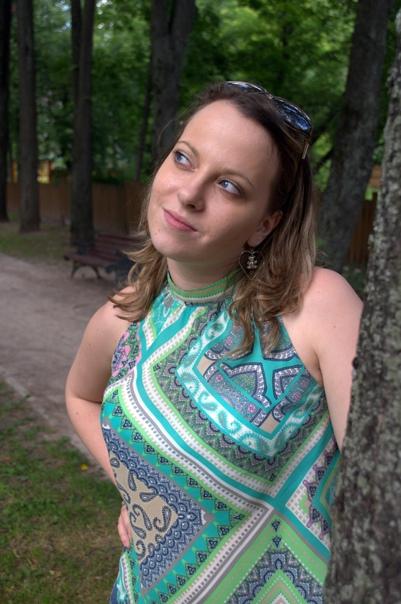 Алена Баранова, Москва, Россия