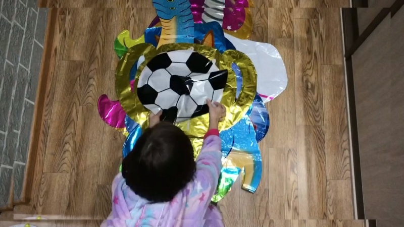 Новинки фольгированных шариков