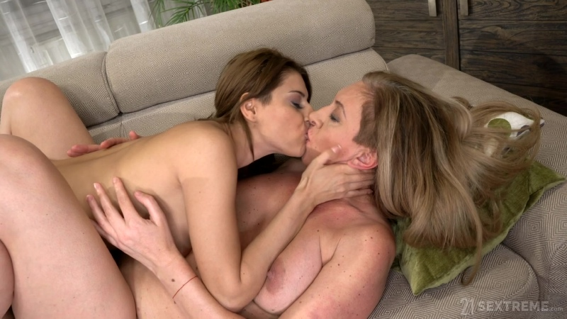 Lesbian, Masturbation, Teen, Granny, Big Tits, Hairy, Blonde, Brunette, Old-Young, Natural Tits, Pussy Licking, 1080p