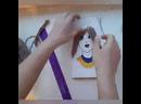 Поделка-игрушка «Кукла Рапунцель»