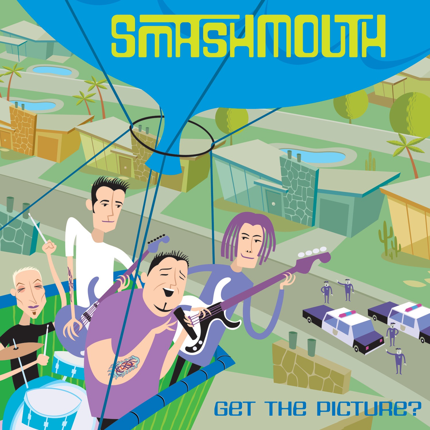 Smash Mouth album Get the Picture?