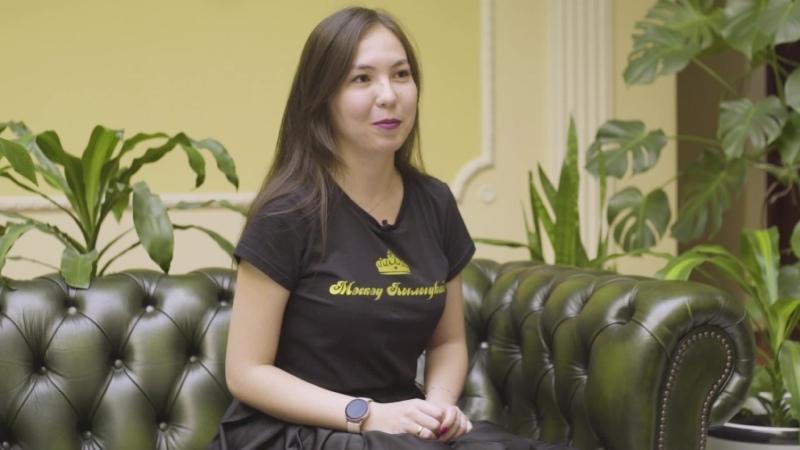 Интервью с участницей № 5🌺