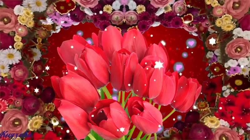 С 8 Марта Дорогие Женщины! Красивая Песня Для Вас! С Международным Женским Днем