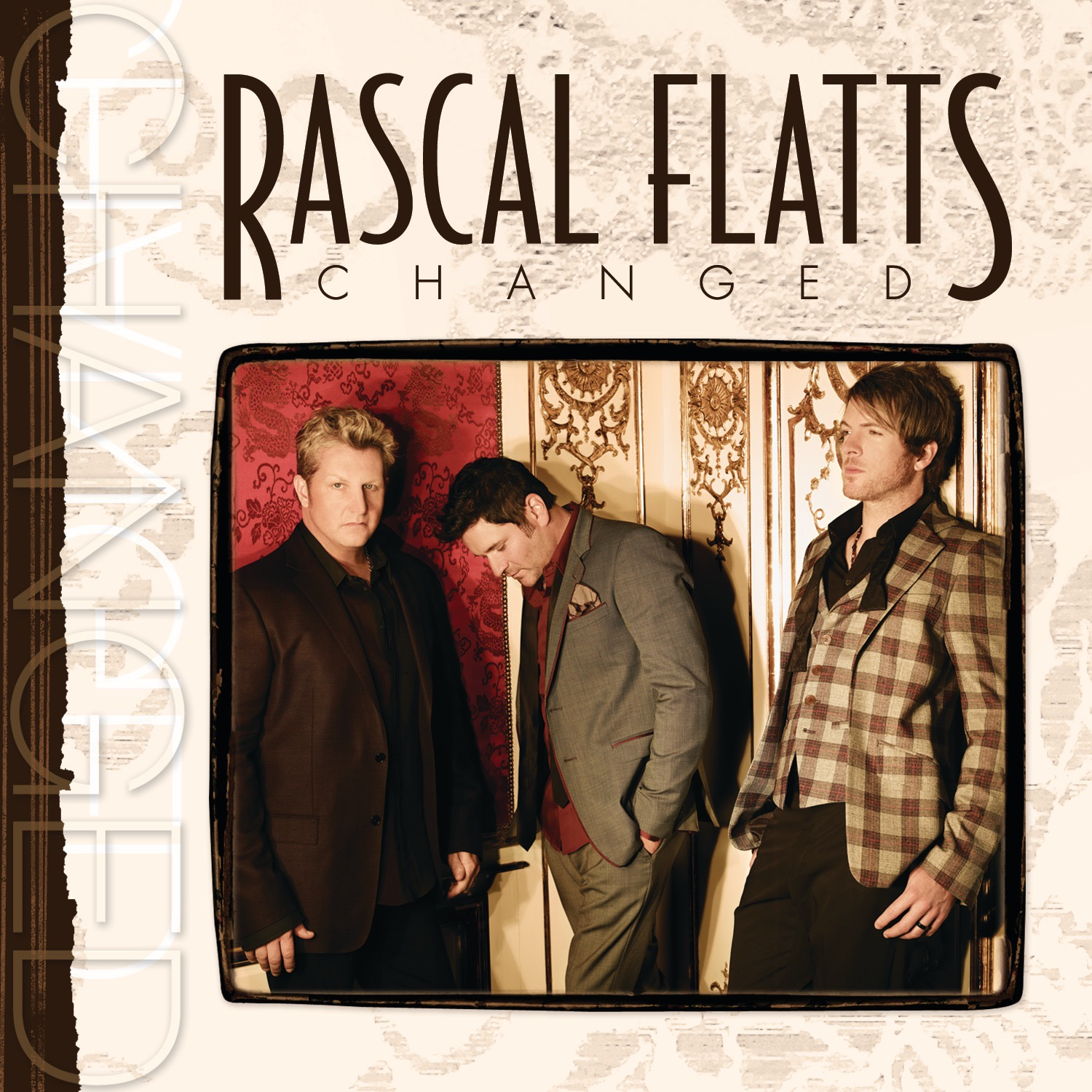 Rascal Flatts album Changed (Deluxe Edition)