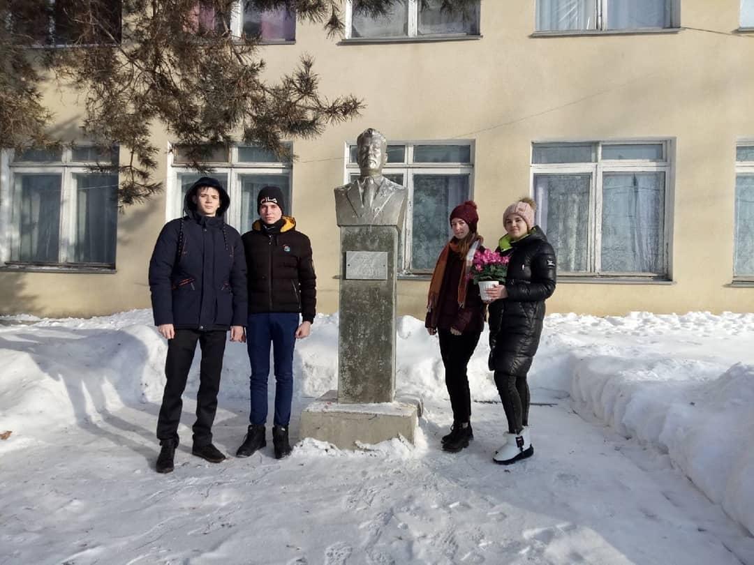 Петровчане участвуют в акциях, посвящённых предстоящему Дню защитника Отечества