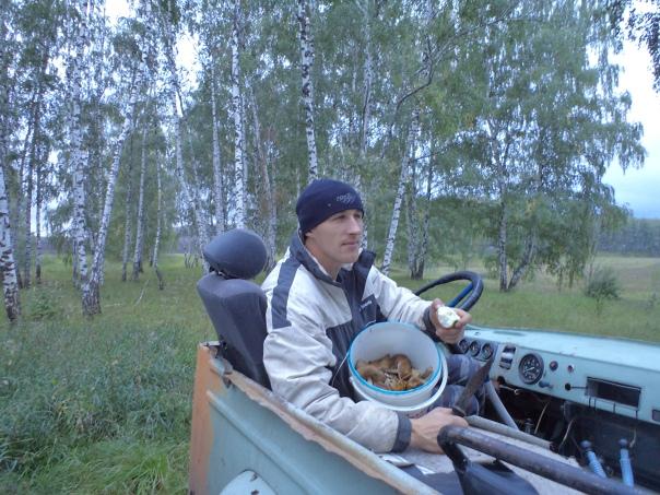 Алексей Горин, Стексово, Россия