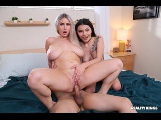 [RealityKings] Skylar Vox, Reyna [porno hd porn жмж группово групп порн секс две девушк трах ебл ебут девочк молод трахаю минет