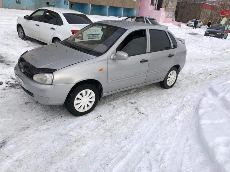Продаю Срочно Лада Калина 2008 года  Авто   Объявления Орска и Новотроицка №13946
