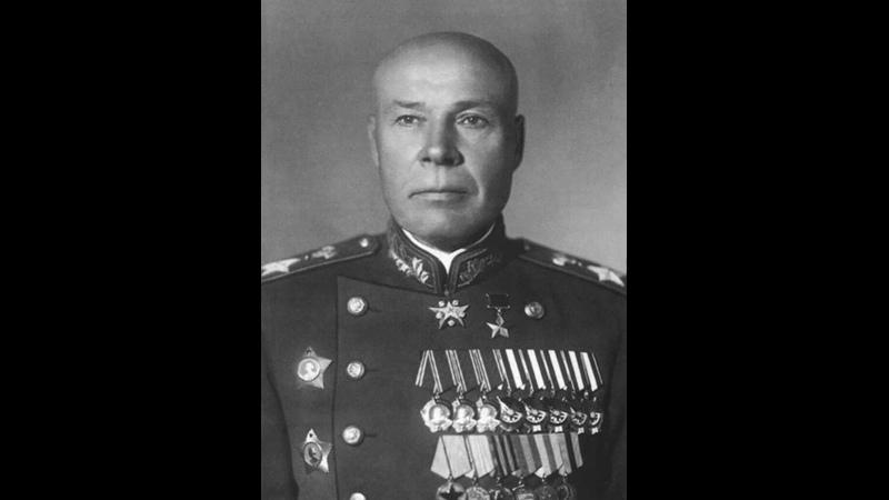 Маршалы Сталина Маршалы Победы Семён Константинович Тимошенко
