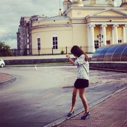 Юлия Бахтеева, Екатеринбург, Россия