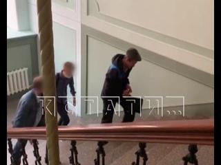 Задержанный похититель шестилетнего ребенка доставлен в суд для избрания меры пресечения