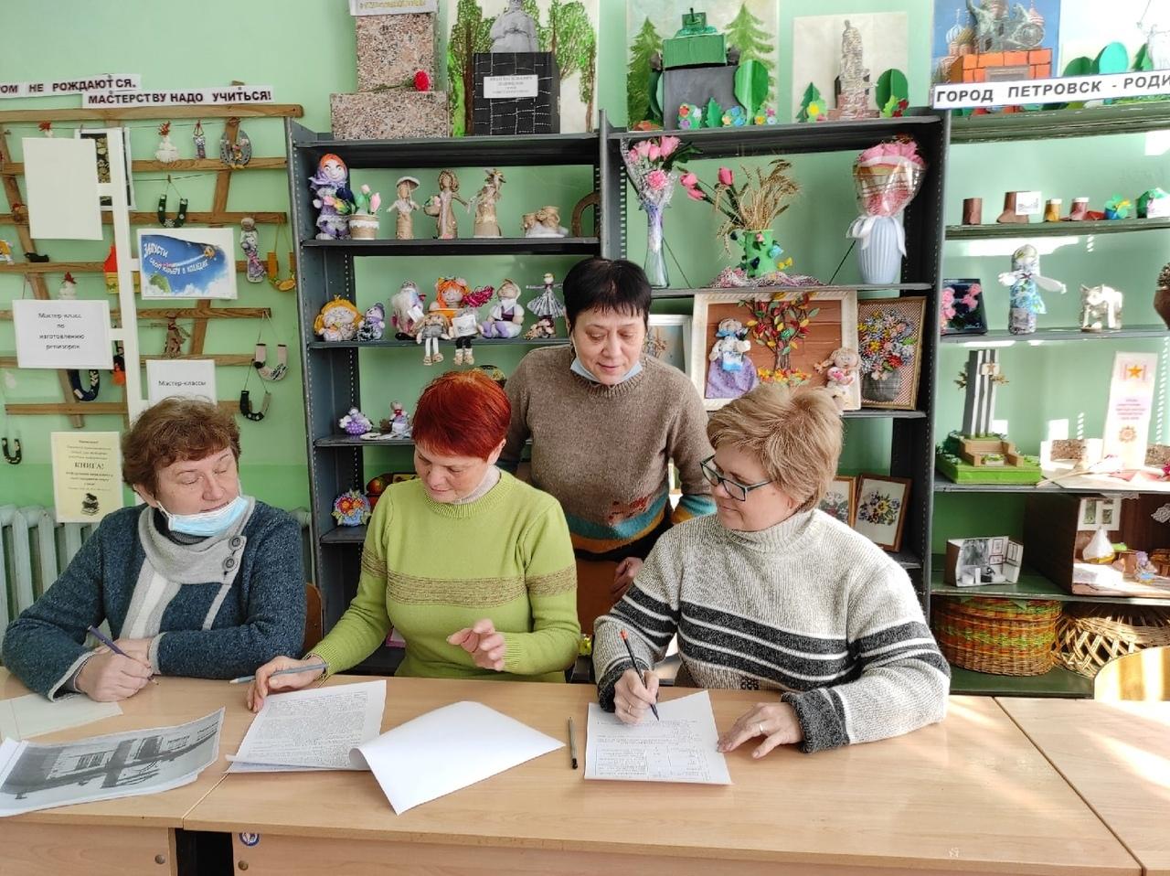 В Петровске началась реализация грантового проекта «Петровское наследие – переулками истории»