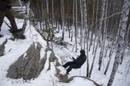 Курс выживания в зимнем лесу!