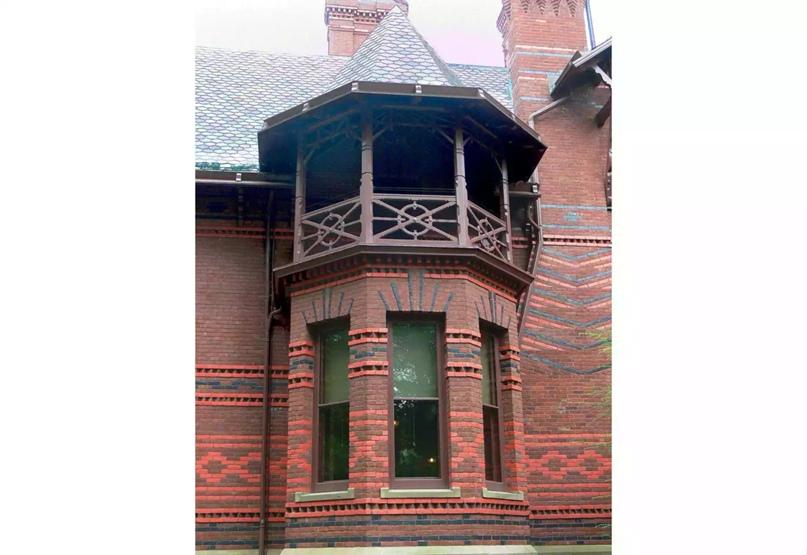Фототур по дому Марка Твена в Коннектикуте, изображение №10