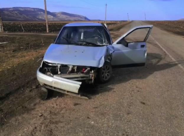 Пьяный водитель разбил два автомобиля в КЧР