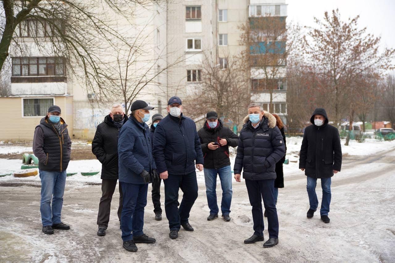 🔥Виктор Карамышев прогулялся по Курску и проверил как работают коммунальщики!