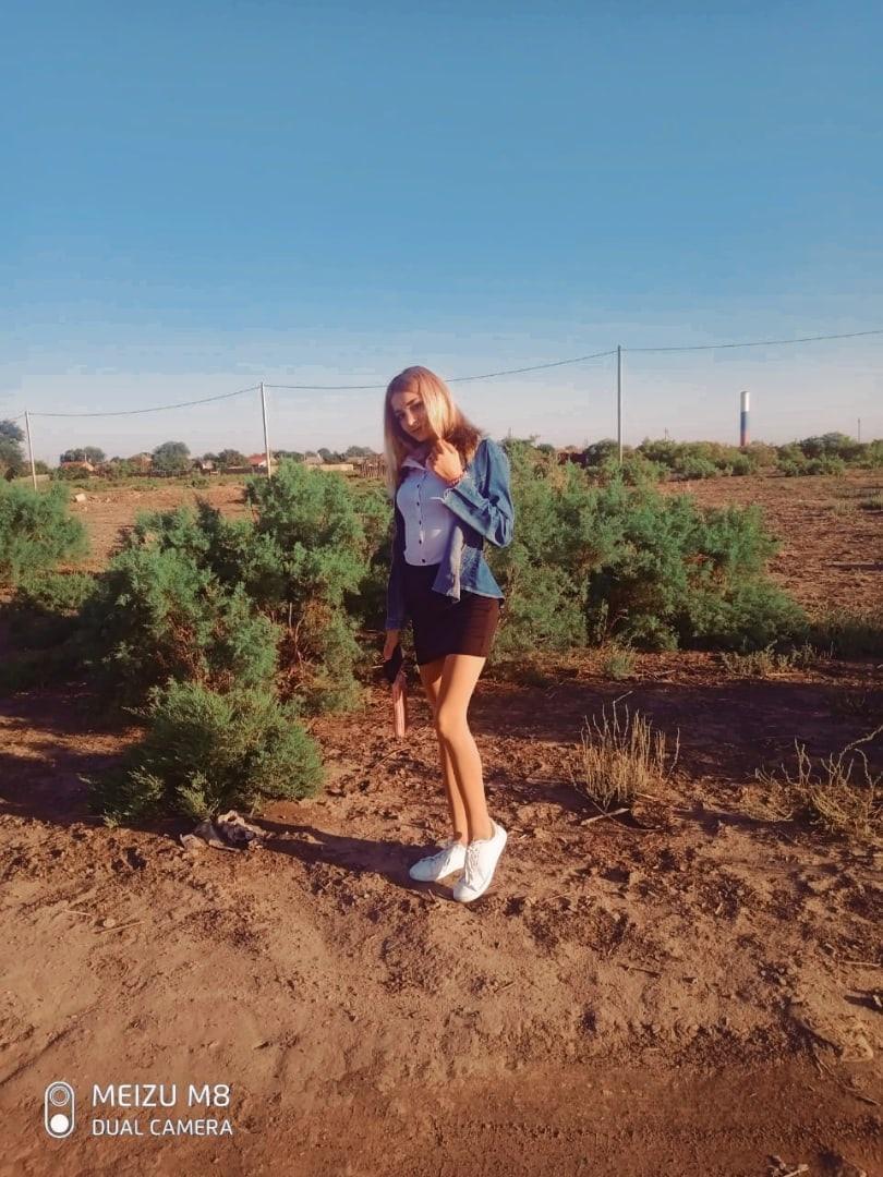 Ника, 20, Astrakhan