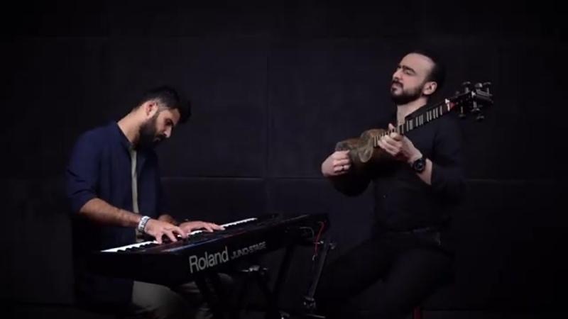 Шахрияр Иманов Этибар Асадлы - Zərif gülüşün (Твоя нежная улыбка) (2021) Бакинский джаZZ