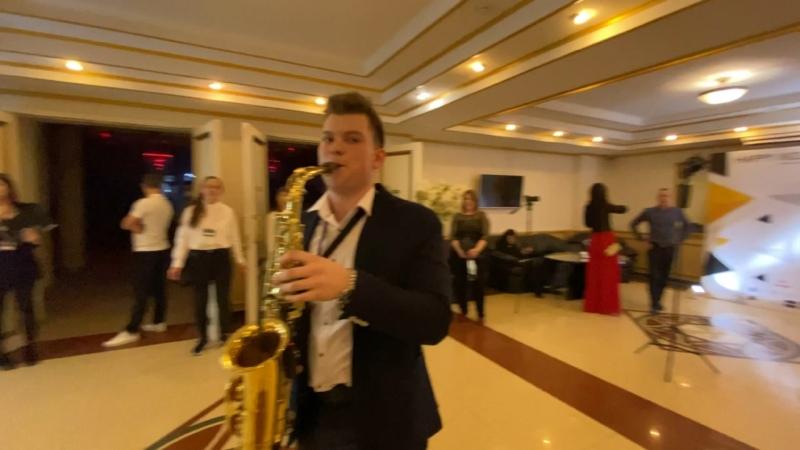 Саксофонист Станислав Баянов🎷🎷🎷