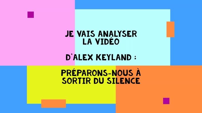 Etresouverain.com partage Alex Keyland - PRÉPARONS-NOUS à SORTIR du SILENCE Affichage des erreurs de cette vidéo